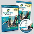 Gluteus/Sciatica Isolation Exercise and Stretch Workout DVD to Lessen Pain, Increase Strength, Improve Flexibility and Range of Motion with Aaron Wright