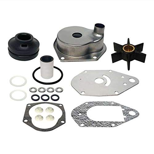 - OEM Mercury Marine Water Pump Repair Kit 46-812966A11 (replaces A4, A5, A6, A10)