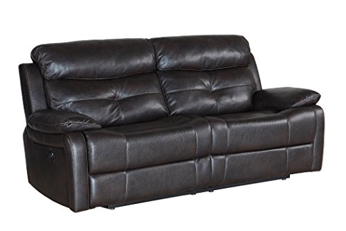 Pulaski Metro Sofa with Power Jordan Java Review