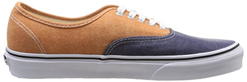 Sneakers Unisex Adulto Ochre U Vans Authentic golden peacoat Multicolore qwHxRWEW64