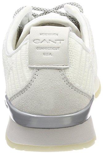 Linda Linda Sneaker Gant Sneaker Donna Linda Donna Bianco Gant Bianco Gant d0SFaHHW7