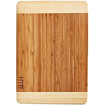 Bamboo Cutting Board-Sleek Simple Style with Hanger-ECO-FRIENDLY
