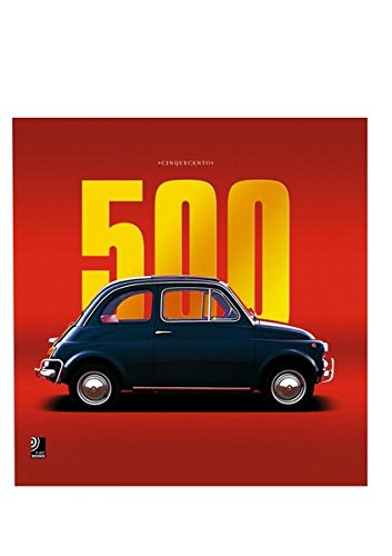 Cinquecento   The Fiat 500 Story  EarBOOK