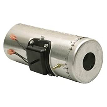 373 19801 821 Coleman Furnace Draft Inducer Exhaust