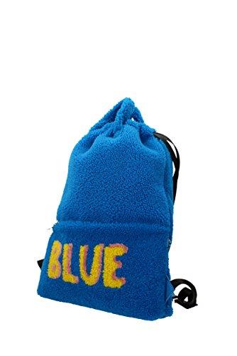7VZ0346IJ dos Fourrure Unisex Bananes Sacs Fendi à et Bleu HWc46xSa