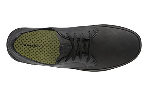 Superfeet Shoe Black Black Casual Ross Men's Comfort rwPxIr0q