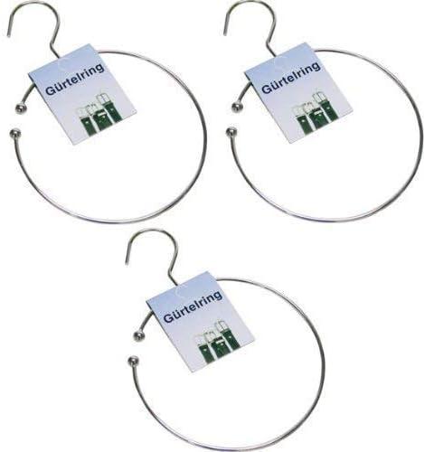 Unbekannt Anelli Di Cinghia /Ø 14cm Clip Da Cintura Tie Anello Clip Da Cintura 3