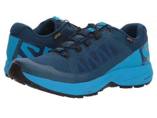 Salomon Trail Gtx Chaussures Homme Elevate Bleu Foncã Xa De bleu U7AUP