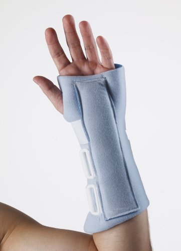 (Corflex X-Wide Forearm & Wrist Immobilizer - Right (Fits 7