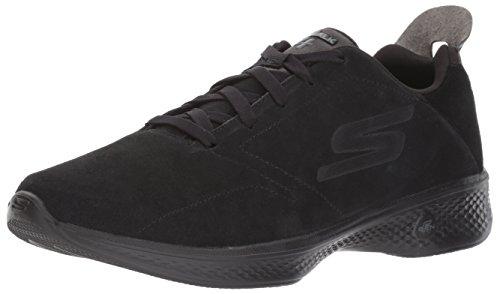 Baskets Bbk Damen noir 4 Vont Marcher Schwarz Skechers ITqB8I