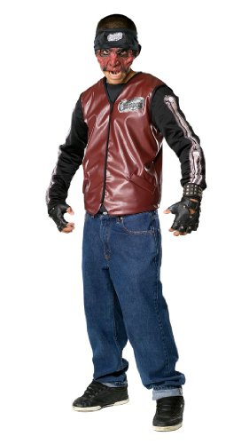 Motorcycle Rider Costume - 9