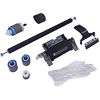 AltruPrint CP5225-RK-DLX-AP Deluxe Roller Kit for HP Color LaserJet CP5225/CP5525/M750/M775 includes RM1-7927 Transfer Roller and Rollers for Tray 1/2/3
