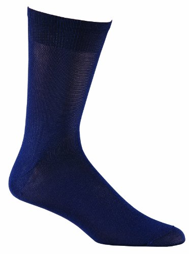Fox River Men's Wick Dry Alturas Crew, Dark Navy, Large