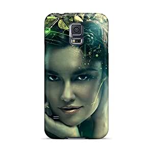 Samsung Galaxy S5 EYd1119rFnU Provide Private Custom Stylish Fantasy Series Shock Absorption Hard Phone Cases -customcases88