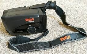 RCA CC641 SMALL WONDER VHS PLAYBACK CAMCORDER, used for sale  Delivered anywhere in USA