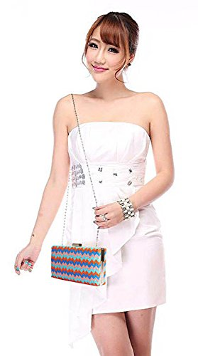 Clutch 190 Wedding E LeahWard Multi Crystal Bags Diamante Purse Bridal Prom Handbags wwqOITz