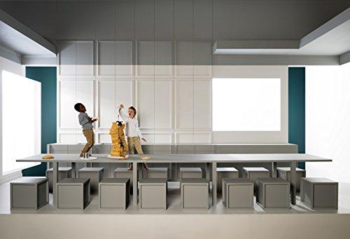 Wand und Friesleiste Orac Decor PX175 AXXENT Zierleiste Stuckleiste Modernes Design wei/ß 2m