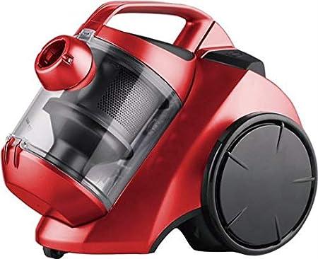 Scheffler HS-310 Aspirador ciclonico, sin Bolsa Rojo 700 vatios: Amazon.es: Hogar