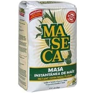 Amazon.com: Maseca BG15658 Maseca Corn Flour - 10x4.4LB