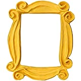 FRIENDS TV Yellow Peephole ♥♥ FRIENDS FRAME ♥♥. #1 Replica. As seen in Monica's door in FRIENDS. 100% Handmade. It's the best replica you can find. Great present for a FRIENDS fan!
