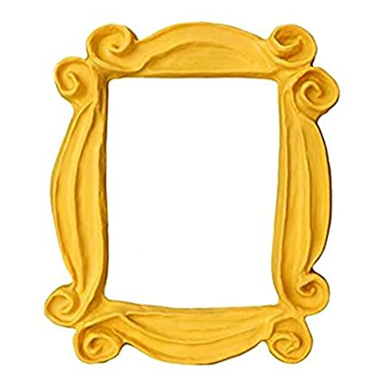 Amazon.com - FRIENDS TV Yellow Peephole ♥♥ FRIENDS FRAME ♥♥. #1 ...