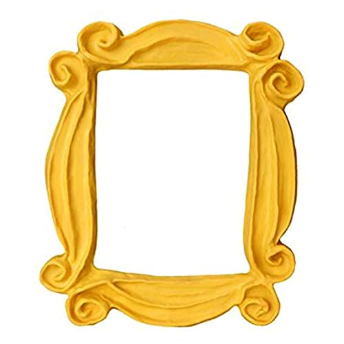 FRIENDS TV Yellow Peephole ♥♥ FRIENDS FRAME ♥♥. #1 Replica. As seen in Monica's door in FRIENDS. 100% Handmade. It's the best replica you can find. Great present for a FRIENDS fan!