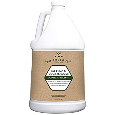 Cat Litter TriNova Natural Pet Stain and Odor Remover Eliminator –... [tag]