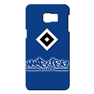 Fashion Design FC Hamburger SV Collection Football Club Logo Phone Case Cover For Samsung Galaxy S6edge&plus 3D Plastic Phone Case