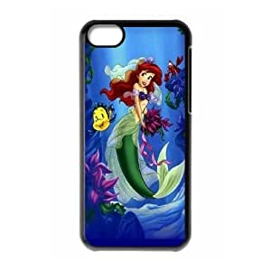 Custom High Quality WUCHAOGUI Phone case The Little Mermaid & Ocean Protective Case For ipod touch 4 touch 4 - Case-15