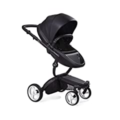 "Mima Xari is designed for functionality and innovation. The patented mima ""carrycot inside"" system means that Xari can be used either as a carrycot or as a stroller. When not in use, the carrycot is stored inside the seat unit itself. Aided b..."