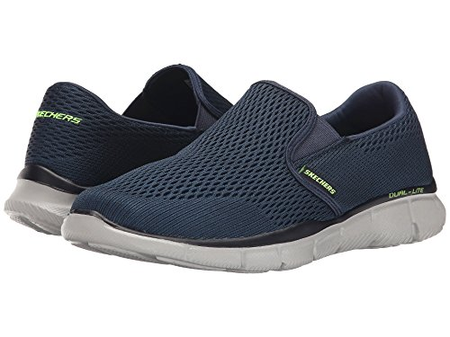 [SKECHERS(スケッチャーズ)] メンズスニーカー?ランニングシューズ?靴 Equalizer Double Play Navy 11.5 (29.5cm) E - Wide