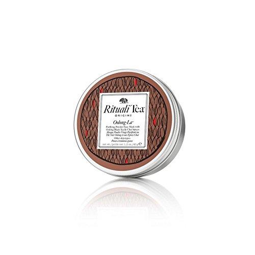 起源抹茶フェイスマスク烏龍茶ラ45グラム x2 - Origins Powdered Tea Face Mask Oolong-La 45g (Pack of 2) [並行輸入品]   B071DQ53BT