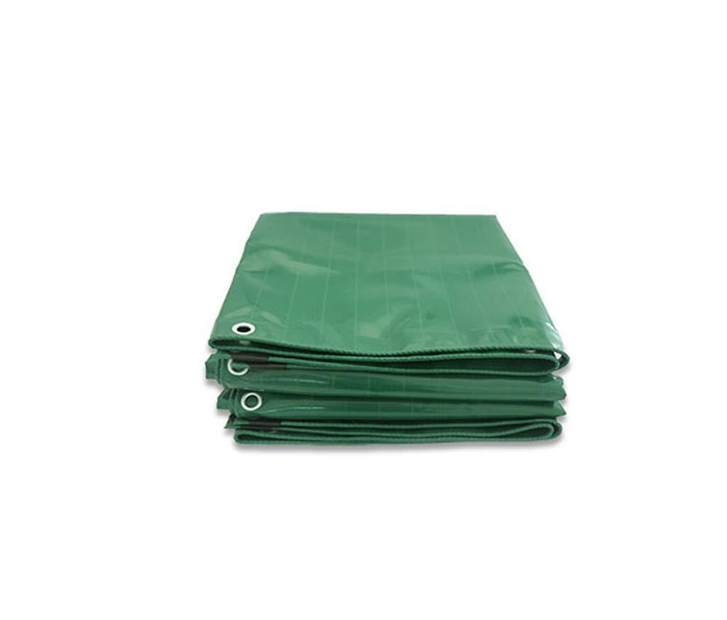 グリーン防水タプロリンターポリン、高密度編みポリエチレン、厚い折り畳み式 (サイズ さいず : 3 * 5m) 3*5m  B07JX86MWH