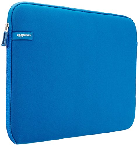AmazonBasics 15 6 Inch Laptop Sleeve Blue