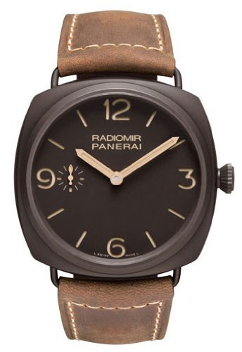 Panerai Radiomir Composite 3 Days Men's Mechanical Watch - PAM00504