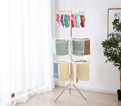 portable outdoor clothes dryer - 4
