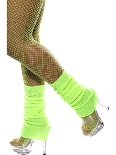 80s Costumes Aerobics (OvedcRay 80'S 80S Neon Costume Leg Warmers Legwarmers Adult Workout Aerobics Clothes)