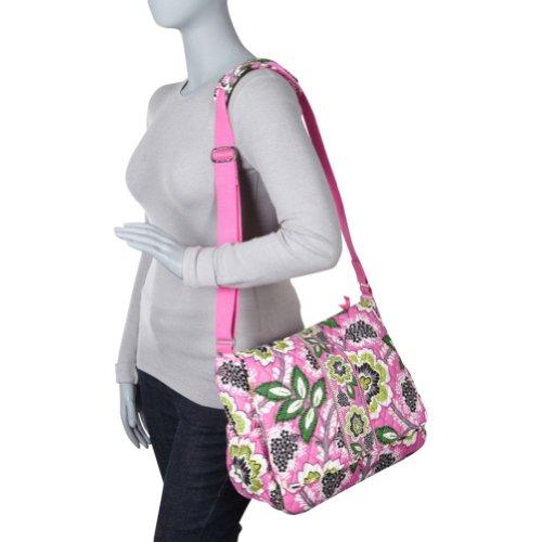 35761407e3cc Amazon.com   Vera Bradley Messenger Baby Bag (Canyon)   Vera Bradley  Messenger Baby Bag In Canyon   Baby