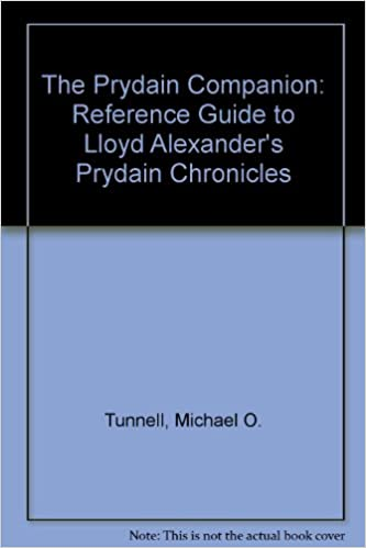 The Prydain Companion: A Reference Guide to Lloyd Alexanders Prydain Chronicles