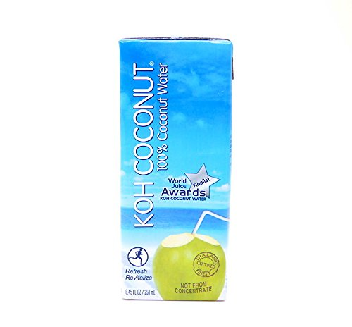 KOH Coconut Water, 8.45 Ounce (Pack of 24) by Outernational Brands, Inc. (Image #6)