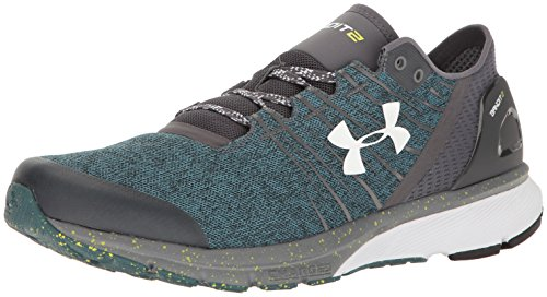 Under Armour UA Charged Bandit 2, Scarpe Running Uomo RhinoGray/MarlinBlue