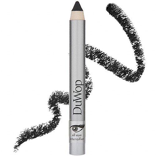 (DuWop Cosmetics Eye Catchers Eye Pencils, Black (All Eye Intensifier) )