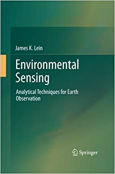 Book Environmental Sensing: Analytical Techniques for Earth Observation