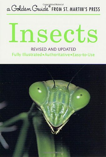 Wildlife Graphic - Insects (A Golden Guide from St. Martin's Press)