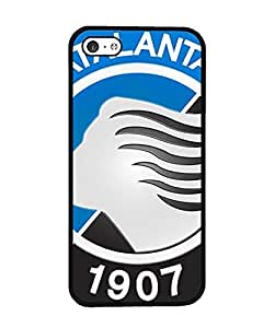 Atalanta Fc Iphone 5c Funda Case, Football Club Custom Pattern Scratch Resistant Drop Proof Protective Funda Case Cover For Iphone 5c - By Talltowerell