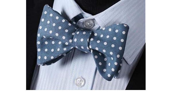 Gentleman Joe Green Polka Dot Bowtie Multicolored