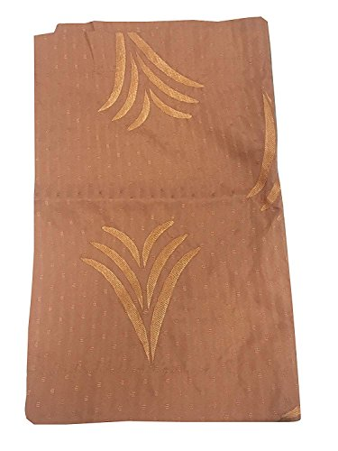 Koni Embroidered Bed Scarf Queen Size 86'' 18'' Color: Rust by Koni