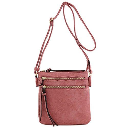 Mauve Evening Bag - 7