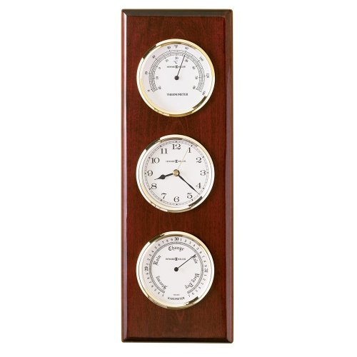 Howard Miller Shore Station - Clock, Barometer, and Thermometer (Howard Miller Barometer)