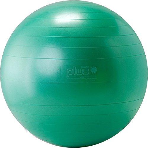 Gymnic Plus Burst-Resistant Exercise Ball, Grün (75 cm) by Gymnic